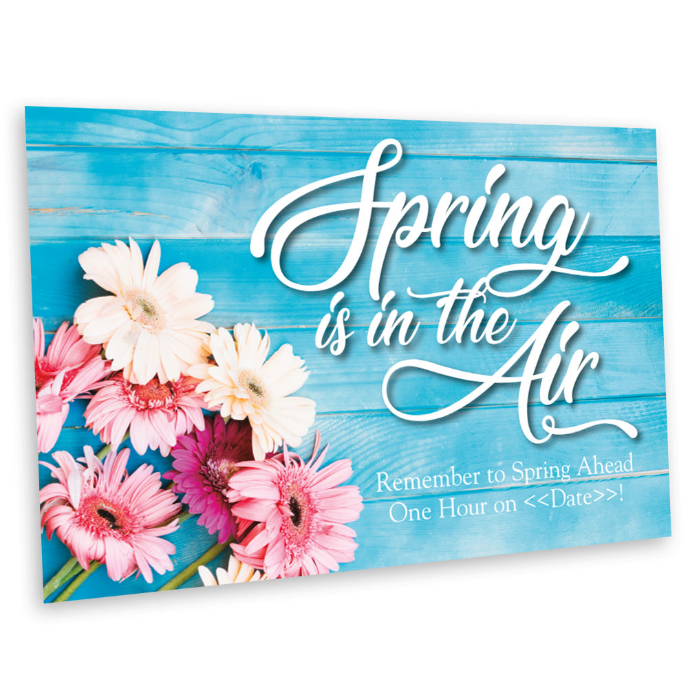 SPR-PC-11 Spring Postcard