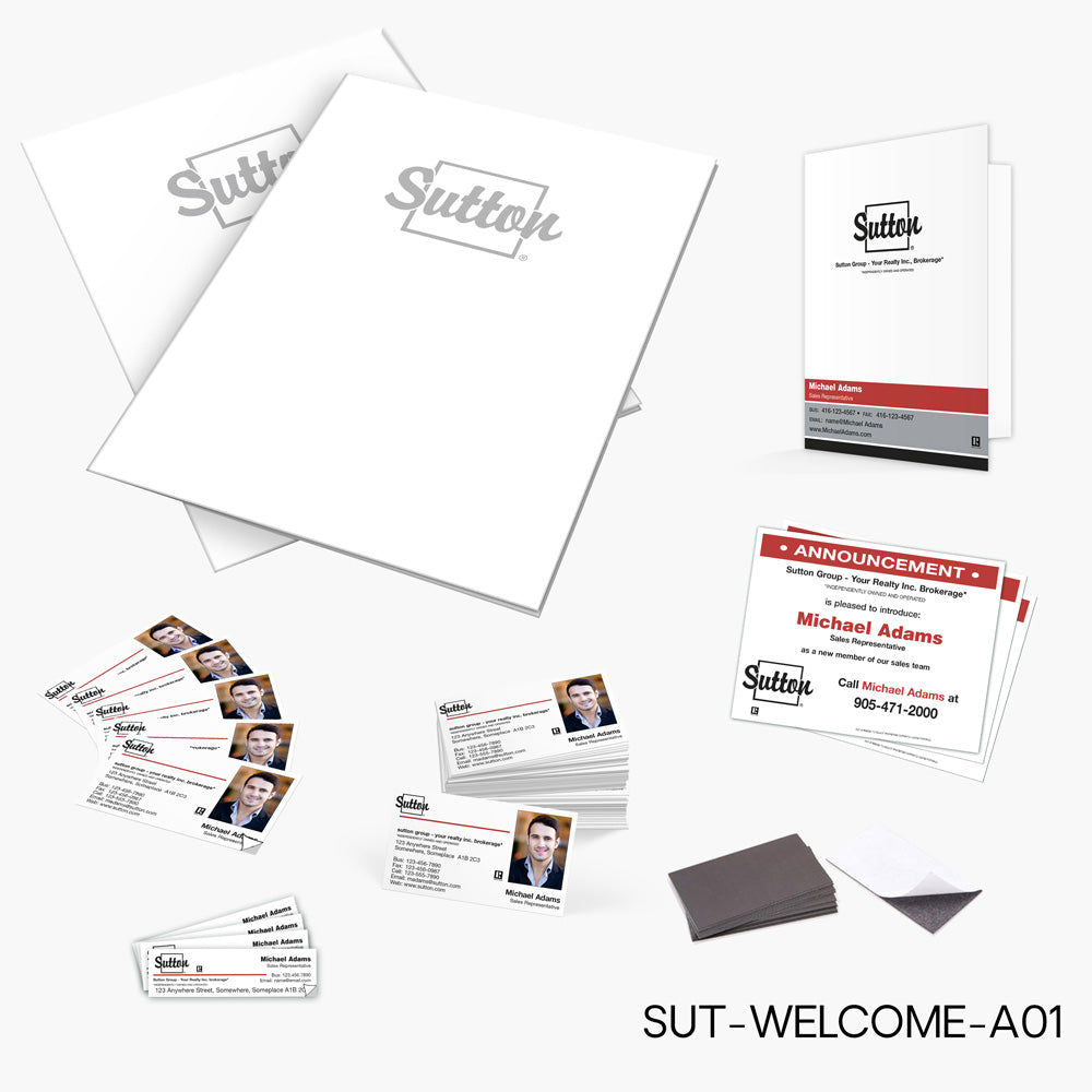 Sutton Welcome Kit A01