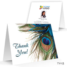 Load image into Gallery viewer, Note Cards Thank You (25 pack)