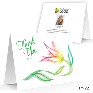 Note Cards Thank You (25 pack)