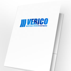 Verico Presentation Folders with Foil (25 pack)
