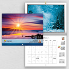 Load image into Gallery viewer, Wall Calendars (volume discount)