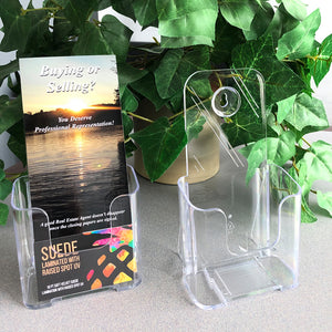 Acrylic Literature Holder