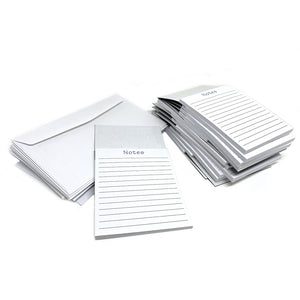 Magnetic Notepads (100 pack)