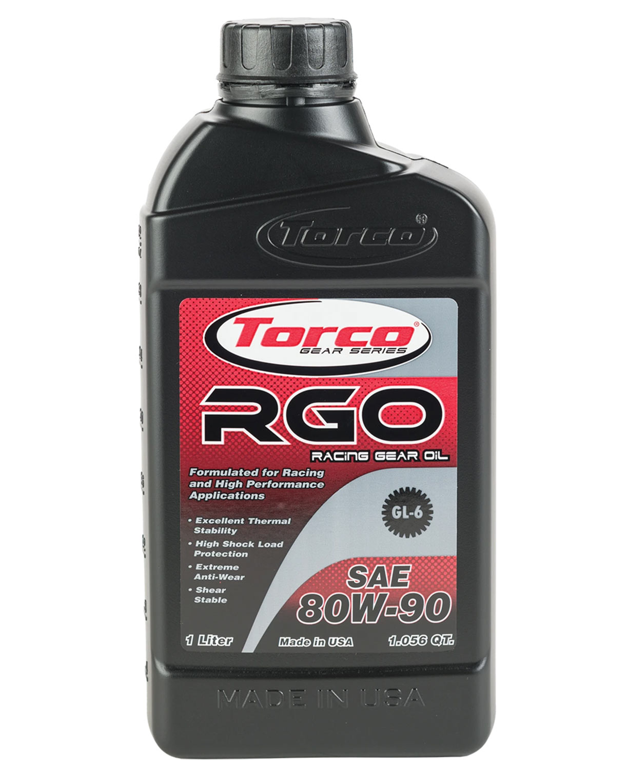 RGO Racing Gear Oil 80w90