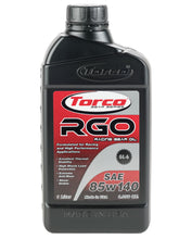 Load image into Gallery viewer, RGO Racing Gear Oil 85w140