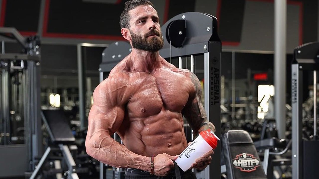 4-Week Advanced Muscle Building Workout
