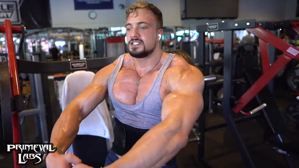 Joesthetics Chest Workout!