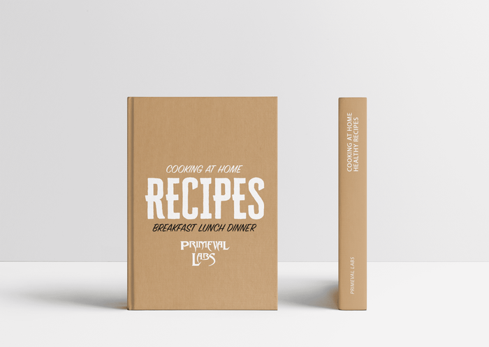PRIMEVAL LABS HEALTHY RECIPE E-BOOK - Primeval Labs EU