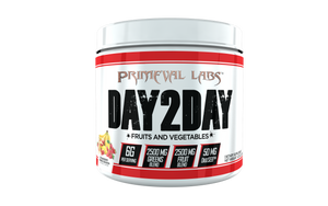 DAY2DAY Fruits & Greens - Primeval Labs EU