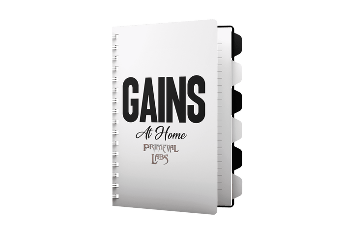 GAINS AT HOME E-BOOK - Primeval Labs EU