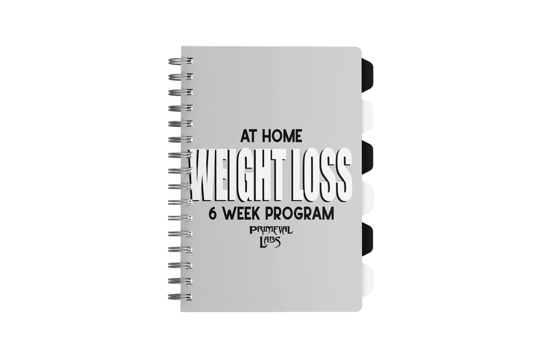 WEIGHT LOSS GUIDE AT HOME E-BOOK - Primeval Labs EU
