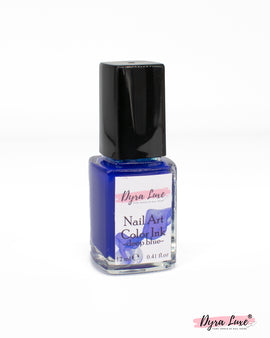Nail Art Ink - Deep Blue