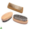 Natural Boar Beard Brush