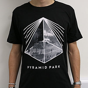 Pyramid Park Classic Black And White T-shirt