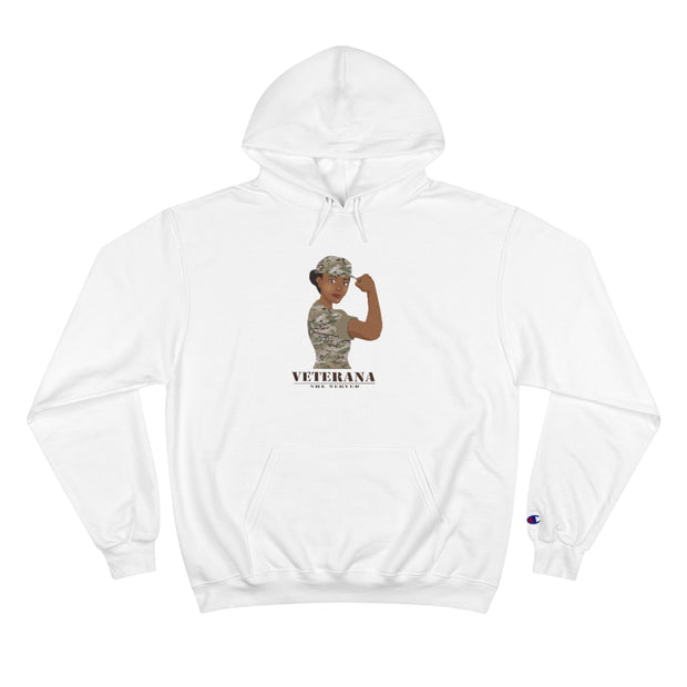 Johnson Army Champion® Hoodie