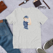 Jones Navy T-Shirt