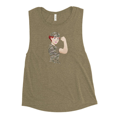 Smith Army Tank Top