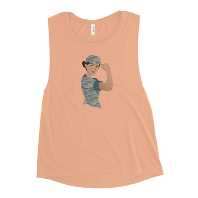 Lopez Air Force Tank Top