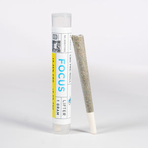 Focus Pre-Roll(Lifter) - Lit Pharma