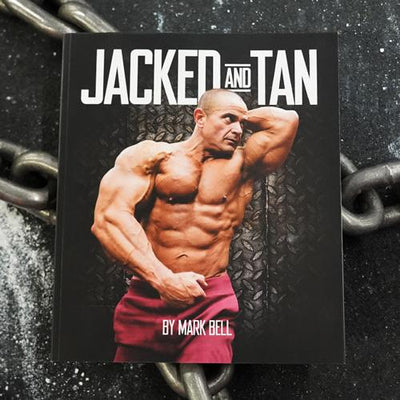 Jacked And Tan Book - 01