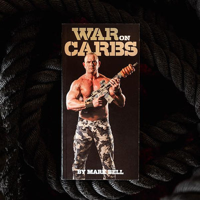 War On Carbs Book - Image 01