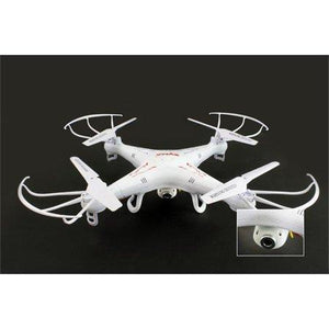 Drone Quad-copter X5C (Upgrade Version) RC With 2MP HD Camera - Forhumane.com