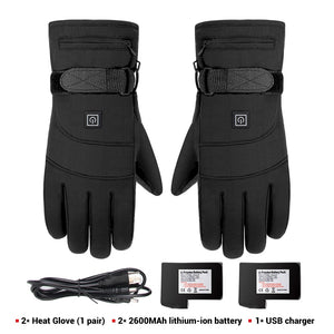 heated hunting gloves