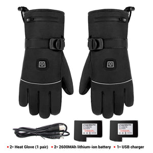 hand warming gloves