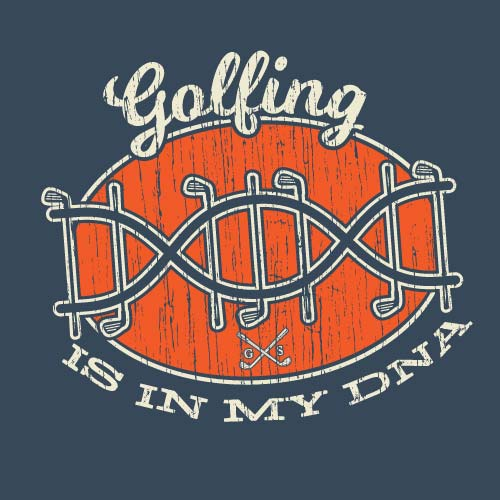 Golf in my DNA