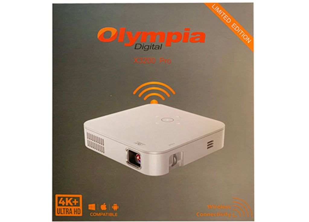 Olympia Digital Smart Projector X3200 Pro