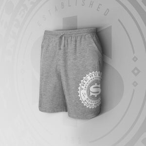 INTERNATIONALLY RESPECTED SHORTS - GREY
