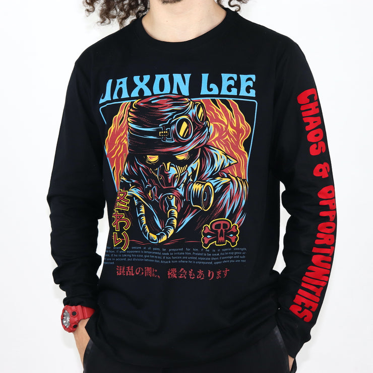 Jaxon Lee - Chaos and Opportunities Long Sleeved T-shirt