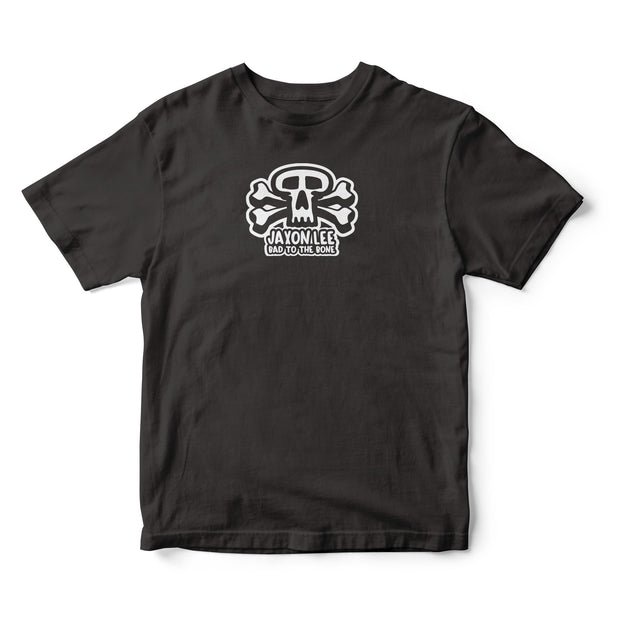 Bad to the bone  - Logo Short Sleeve T-shirt