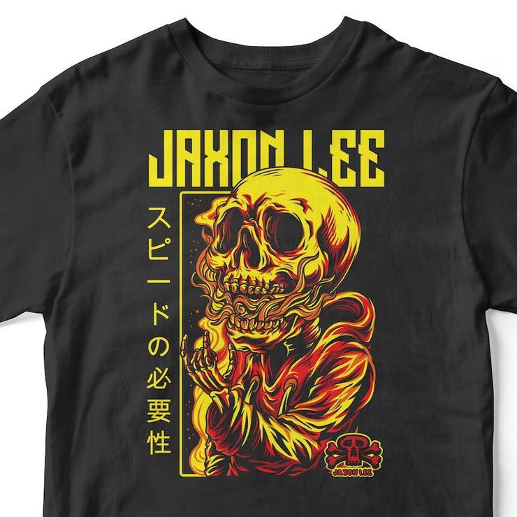 Jaxon Lee Soul on Fire T-shirt