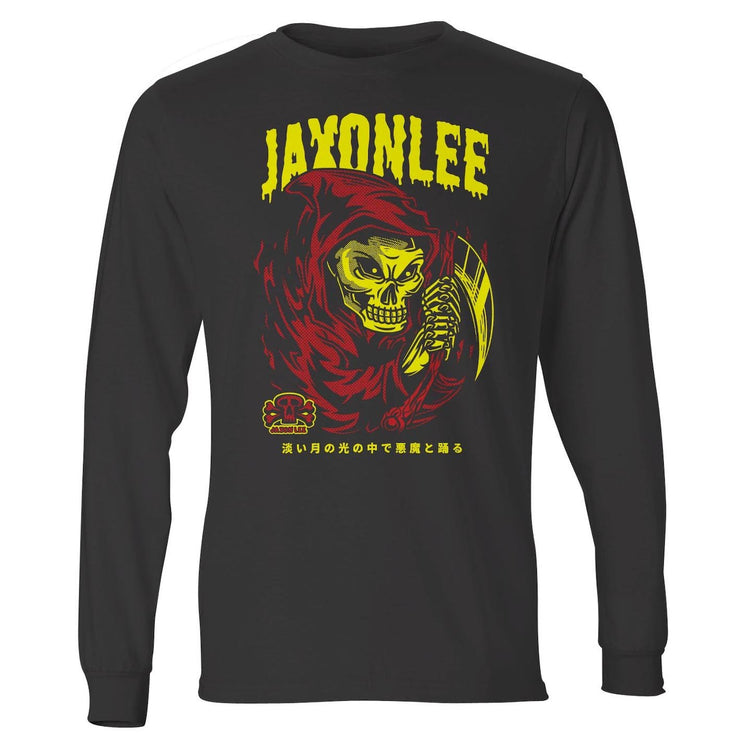 Jaxon Lee Dance With The Devil Long Sleeved T-shirt