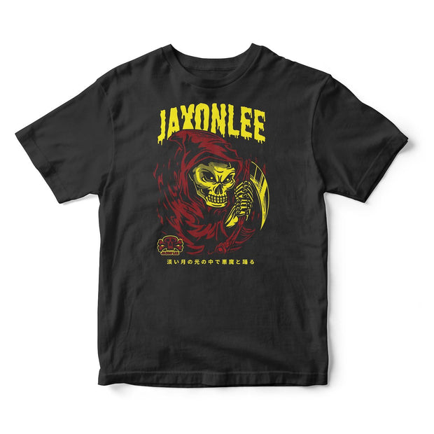 Jaxon Lee Dance With The Devil T-shirt
