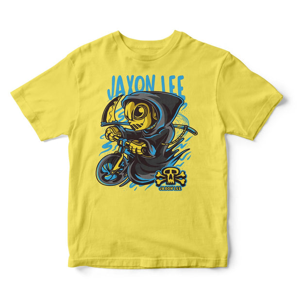 Jaxon Lee Lil' Riding Reaper T-shirt