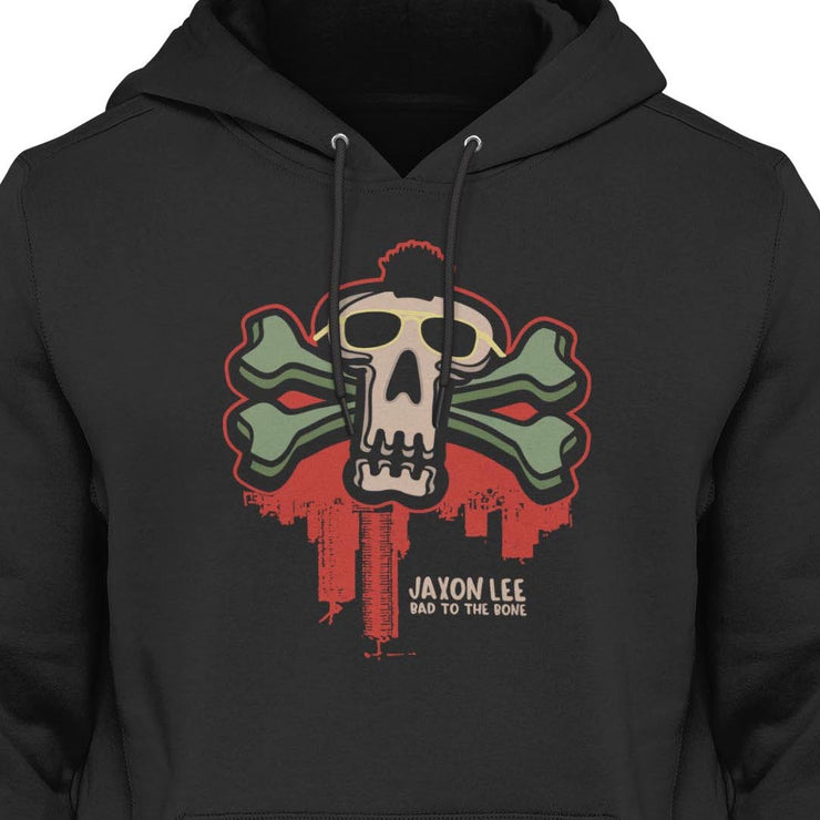 Bad to the bone - Taxi Blood in the City Hoodie