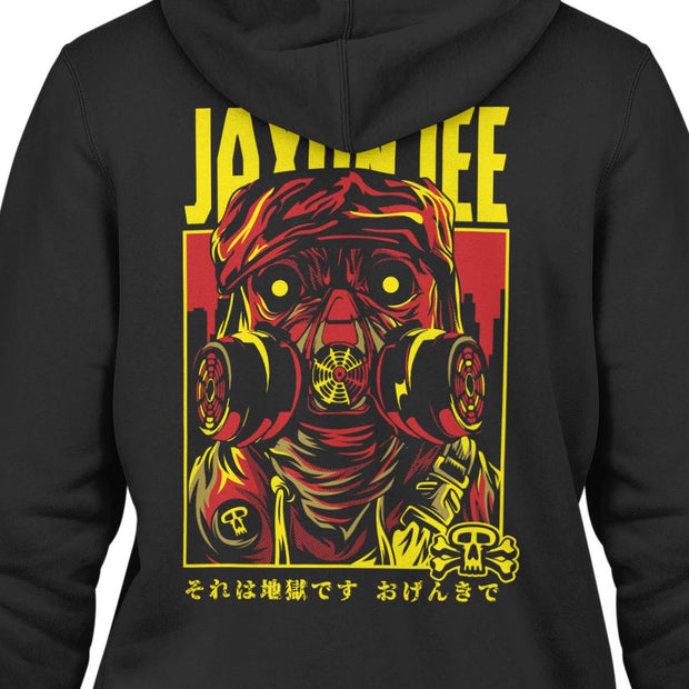 Hell on the Streets - Stay Safe Hoodie