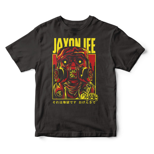 Hell on the Streets  - Stay safe T-shirt