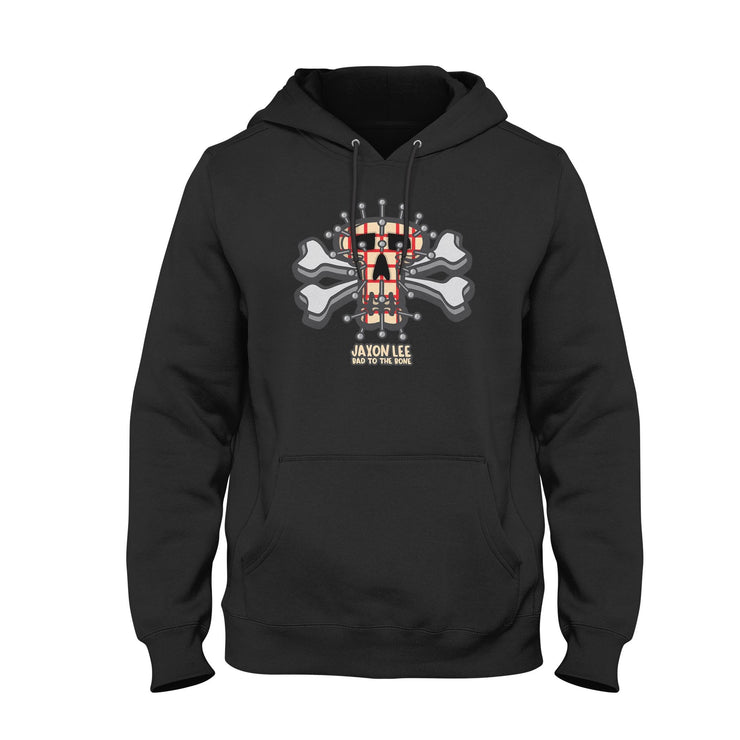 Bad to the bone - Pin Head Hoodie