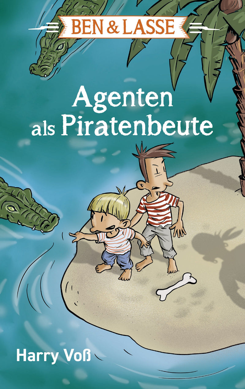 Agenten als Piratenbande