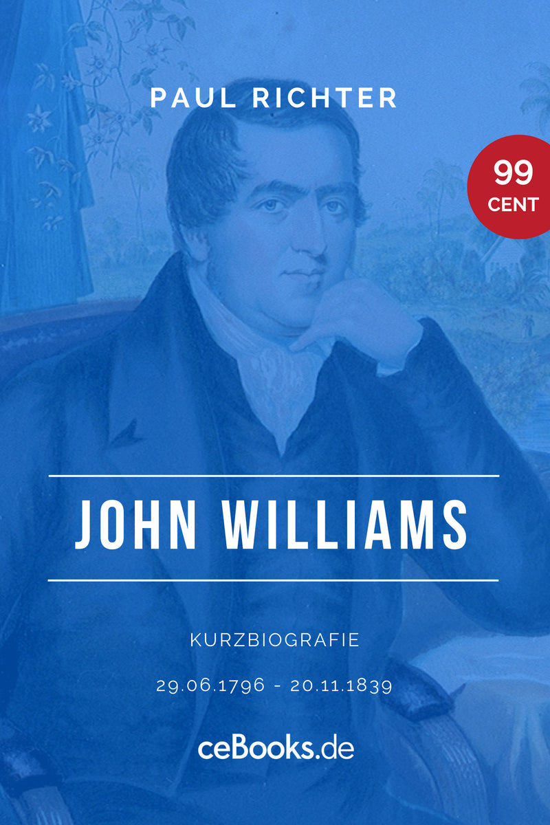 John Williams 1796–1839