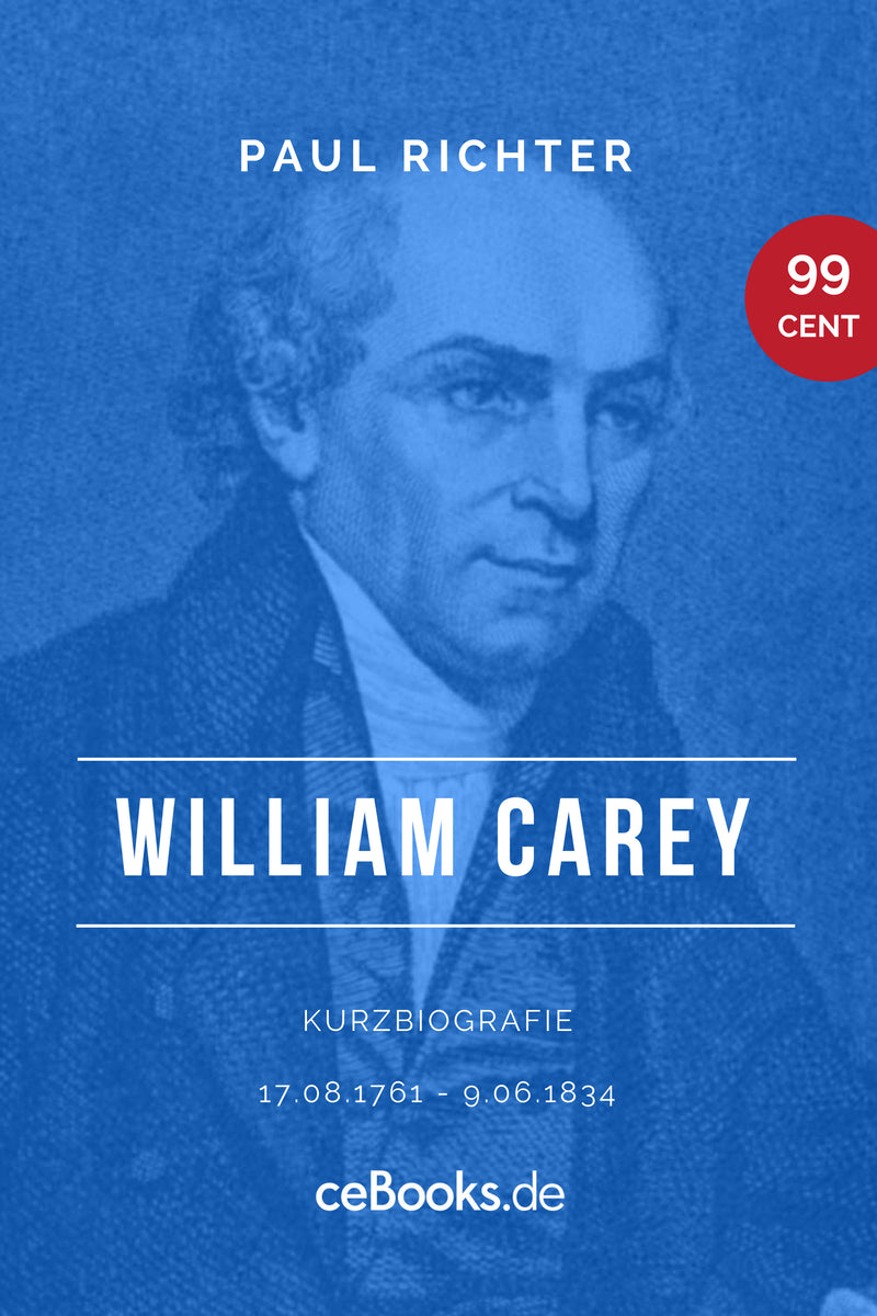 William Carey 1761–1834