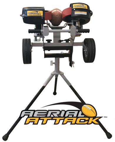 Aerial Attack Football Machine