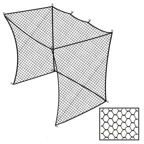 Cimarron 10x14x12 Golf Net Insert with Archery Back