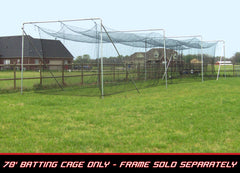 Cimarron 70x14x12  #42 Twisted Poly Batting Cage Net