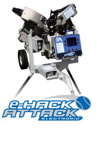 NEW! Elite eHack Attack Baseball Pitching Machine COMING SOON!!!