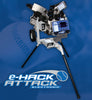 Image of NEW! Elite eHack Attack Baseball Pitching Machine COMING SOON!!! 3 to 4 weeks